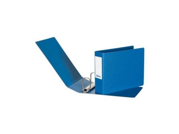 Ringbuch Biella Coupon A6 Querformat blau