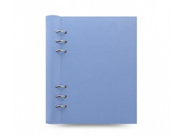 Ringbuch Filofax Clipbook A5 hell blau