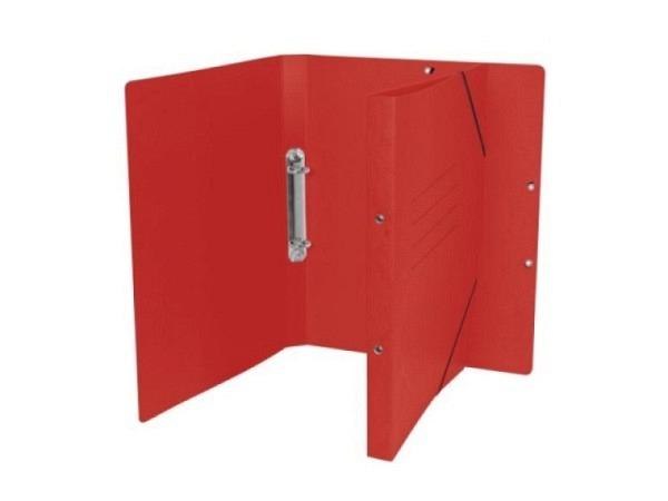 Ringbuch Biella ColorTop rot A4 20mm