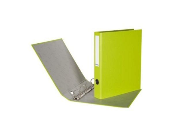 Zeigbuch Biella Dinor Quatro A4 4cm hellgrün