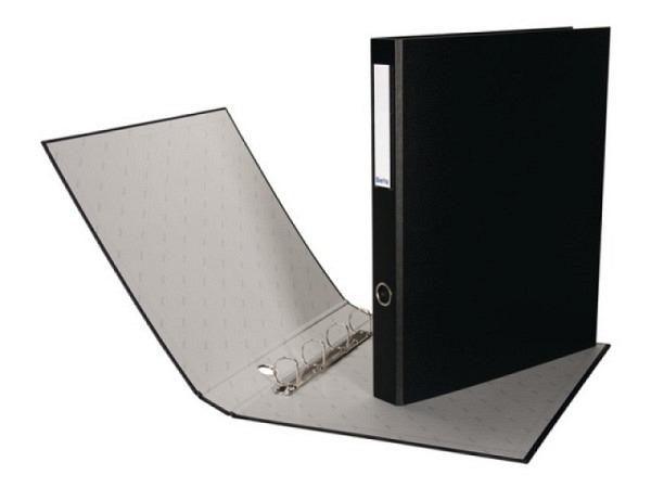 Zeigbuch Biella Plastiquatro A3 hoch 4cm schwarz<br>