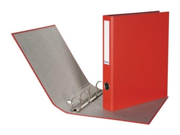 Zeigbuch Biella Dinor Quatro A4 4cm rot