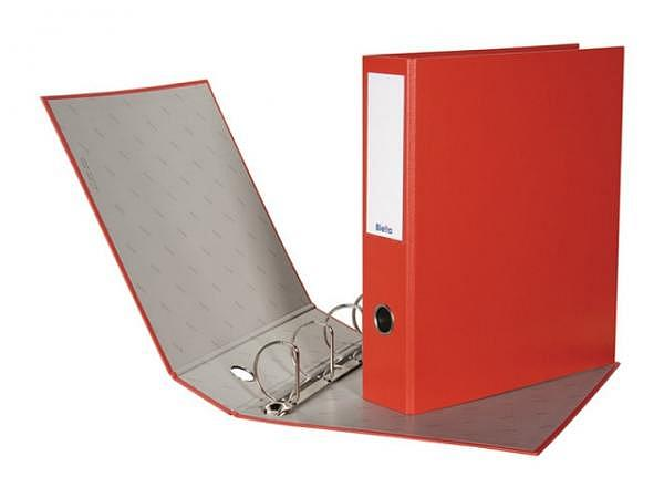 Zeigbuch Biella Dinor Quatro A4 7cm rot<br>