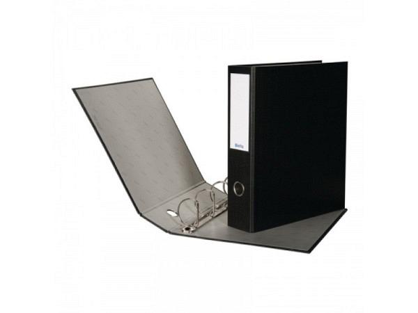Zeigbuch Biella Dinor Quatro A4 7cm schwarz