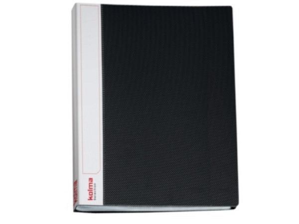 Kreditkartenetui Deli schwarz Kunststoff zwei Einsteckschl.