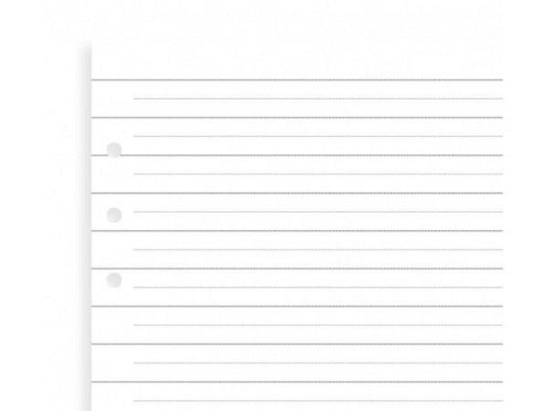Ringbucheinlagen Filofax Clipbook A5 To Do 25Blatt 80gr