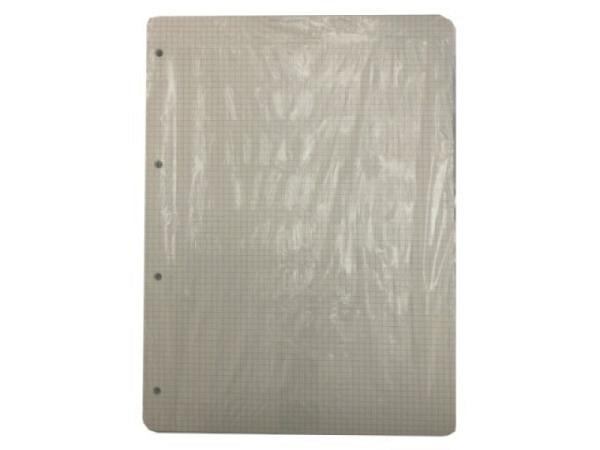 Ringbucheinlagen Büroline A4 4mm ohne Rand 4Loch 90g Liniert