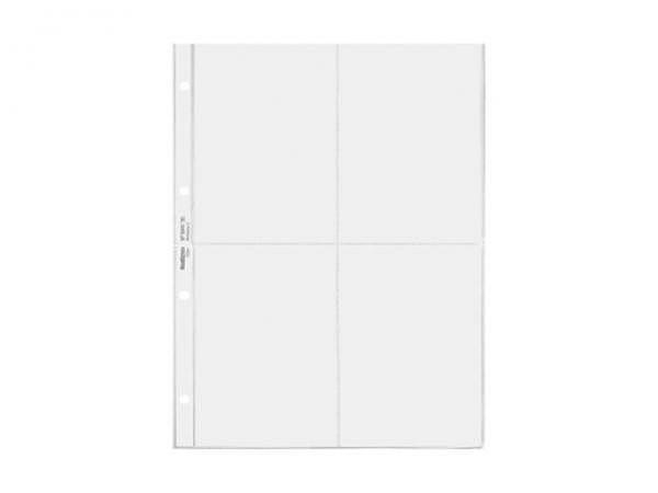 Zeigtaschen Kolma A4 copyresistent klar für 10x15cm je 8Stk.