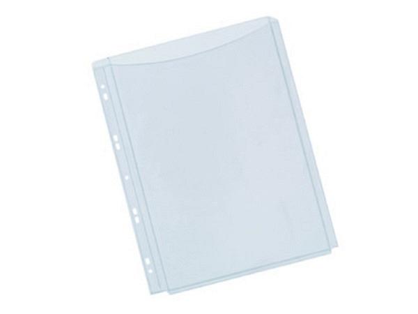 Zeigtasche Connect A4 Voluma volldeckend aus PVC transparent