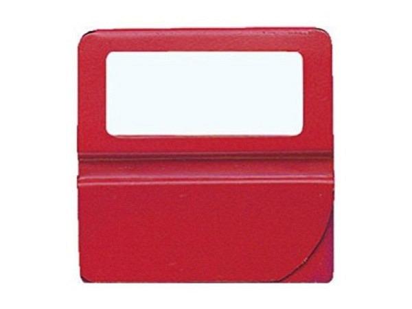 Reiter Exacompta Kartenreiter Metall 25mm breit rot 48Stk.