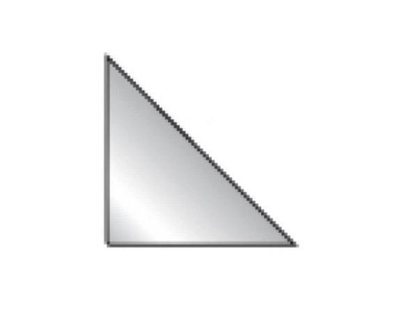 Dreieck-Taschen 3L 170x170mm Corner-Pocket 510024 100Stk.