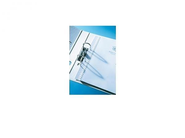 Abheftstreifen IbiStrip A4, PVCAbheftstreifen 34 Stanzlöcher