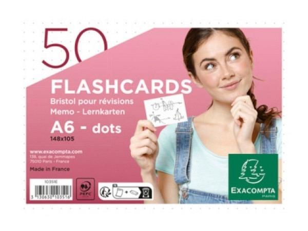 Karteikarten Aurora A8 blanko gelb 100Stk