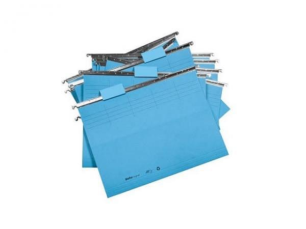 Hängemappe Biella Vetro Mobil Color Set 25Stk. blau