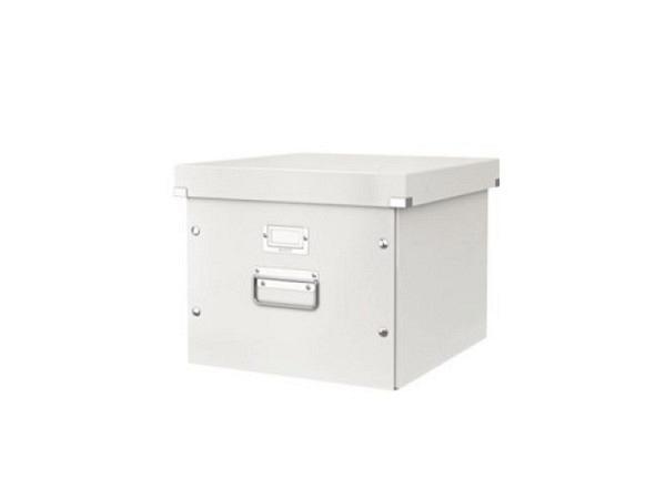 Hängemappenbox Leitz Click & Store weiss für 50 Hängemappen