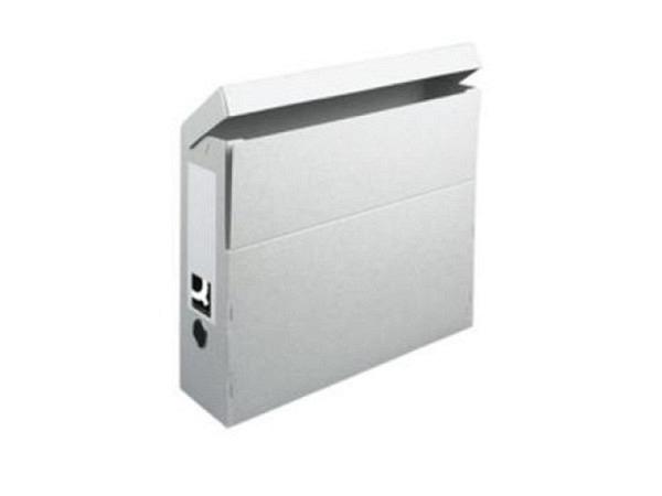 Archivschachtel Connect grau 34x27,5x10cm