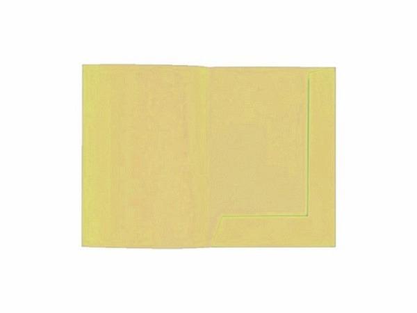 Bewerbungsmappe Artoz Presenta 1001 matt lichtgelb A4, 220g