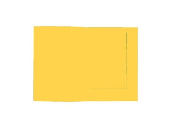 Bewerbungsmappe Artoz Presenta 1001 matt sonnengelb A4, 220g