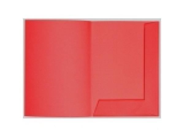 Bewerbungsmappe Artoz Presenta 1001 matt rot A4, 220g/qm