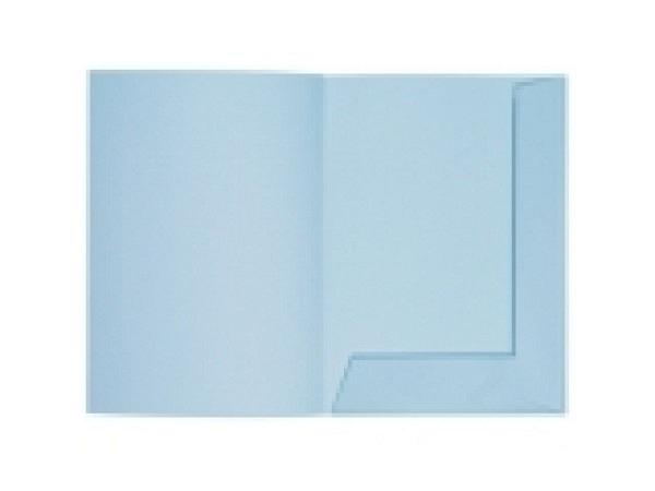 Bewerbungsmappe Artoz Presenta 1001 matt pastellblau A4 220