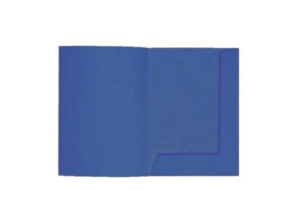 Bewerbungsmappe Artoz Presenta 1001 matt marienblau A4, 220g