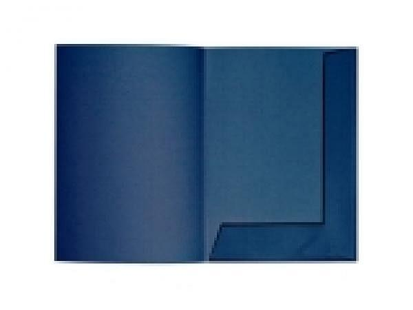 Bewerbungsmappe Artoz Presenta 1001 matt classicblue A4 220g