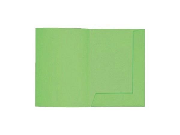 Bewerbungsmappe Artoz Presenta 1001 matt birkengrün A4, 220g