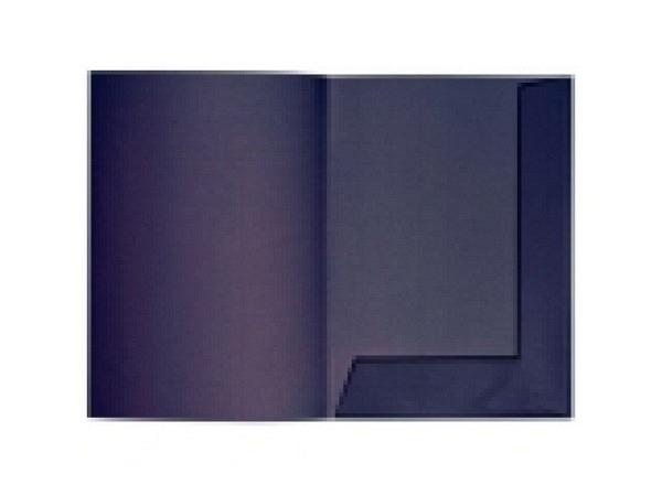 Bewerbungsmappe Artoz Presenta 1001 matt schwarz A4, 220g/qm