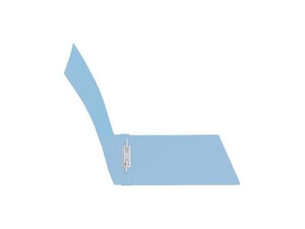 Schnellhefter Biella 6 Karton mit Spiralfeder A4 blau