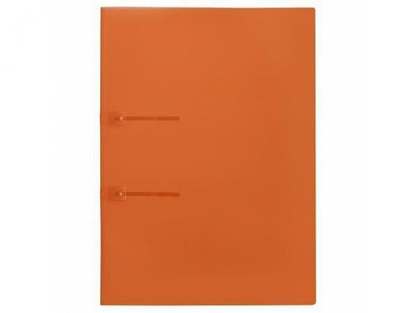 Strip Binder Kolma 2 Strips orange transparent 1105004