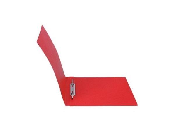 Schnellhefter Biella Color Karton Spiralfeder A4 rot