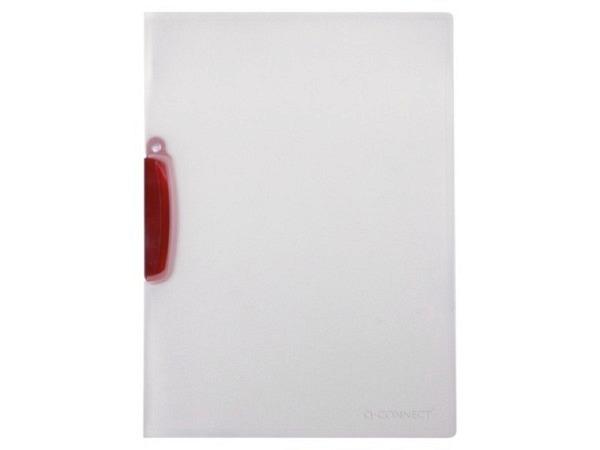 Klemmhefter Deli A4 quer farbig schwarz, hellgrün, rot, blau