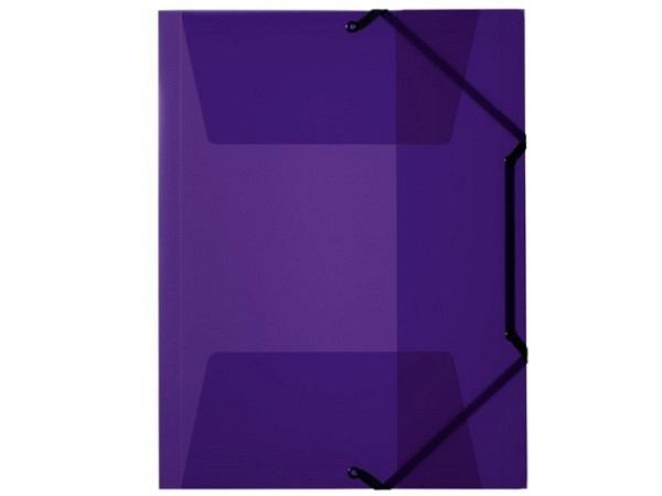 Pendenzenmappe Kolma Penda Easy A4 transparent violett