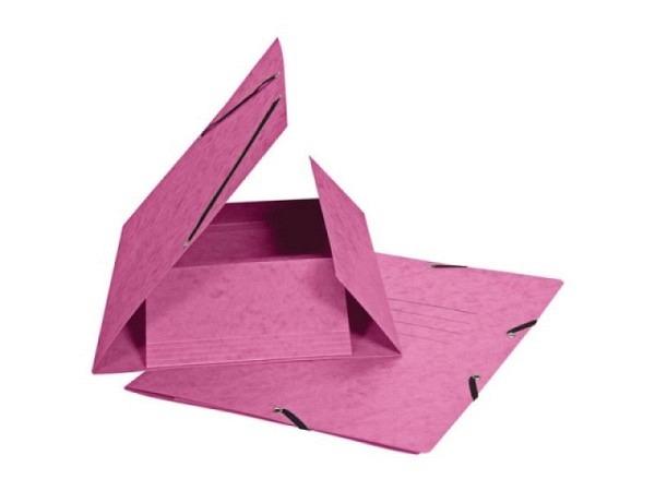 Pendenzenmappe Biella TopColor 355g/qm A4 rosa