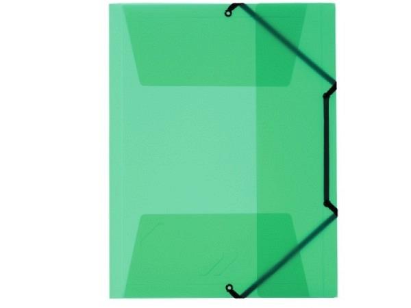 Pendenzenmappe Kolma Penda Easy A4 transparent grün