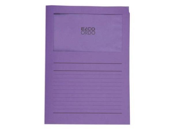 Ordnungsmappe Elco Ordo Classico violett 100Stk.