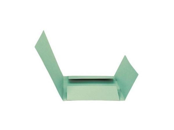 Pendenzenmappe Biella Jura Karton 320g/qm A4 grün