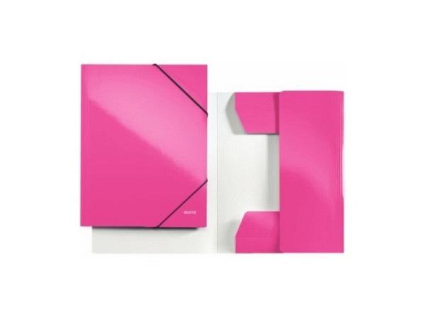 Pendenzenmappe Leitz Wow A4 pink metallic
