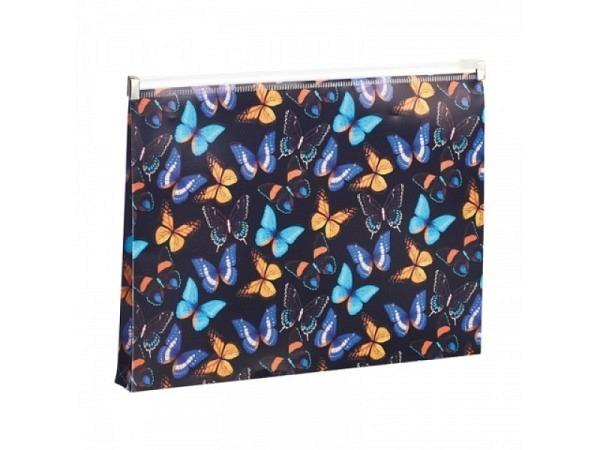 Pendenzenmappe Cedon Schmetterling 24x18,5cm
