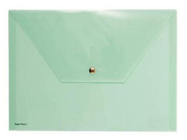 Pendenzenmappe PaperPoetra A4 opak mint