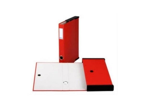 Sammelbox Biella Multibox A4 30mm tief rote Aufbewahrungsbox