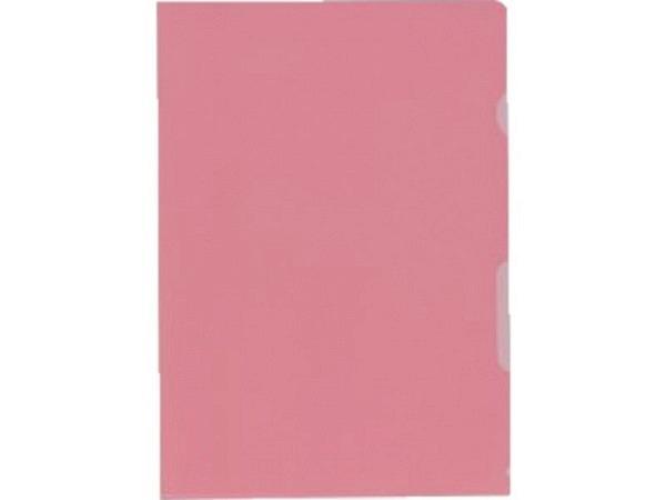 Sichtmappen Kolma A4 matt rot copyresistent 59433 10St