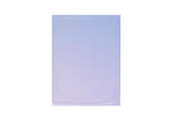 Sichthülle Hetzel PVC glasklar A6 0,2mm, Schmalseite offen