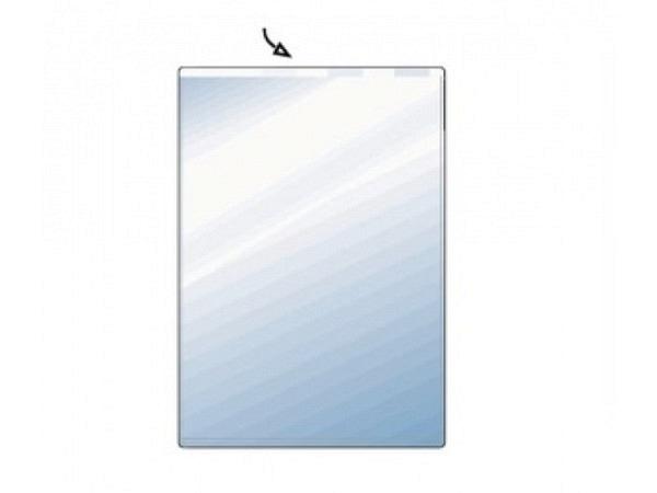 Sichthülle Hetzel PVC A8 0,2mm glasklar 52x74mm