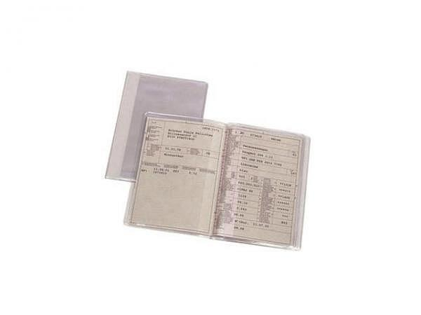 Sichthülle Dufco A6x4 105x148mm transparent mit 4 Taschen