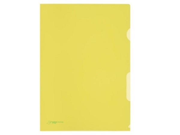 Sichtmappen Kolma Linea Verde Copy Resistant A4 gelb 100Stk. 59.880.11