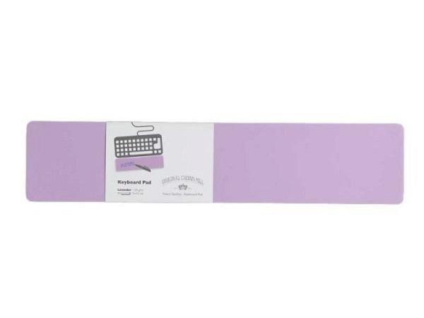 Block Original Crown Mill Keyboard Pad lavendel 9x42cm 40Blatt