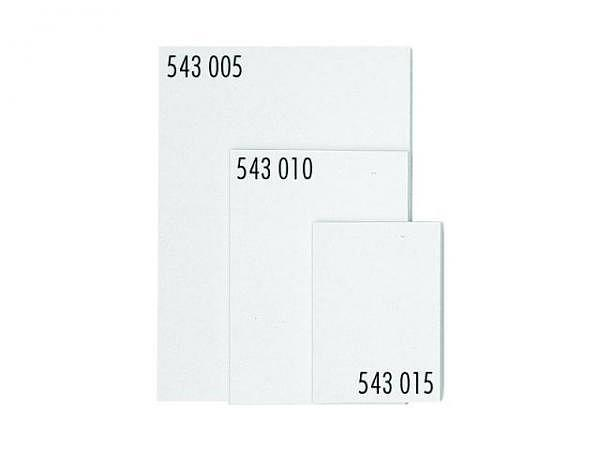 Sudelblock A6 blanko 50g/qm 100 Blatt