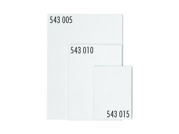 Sudelblock A7 blanko 50g/qm 100 Blatt