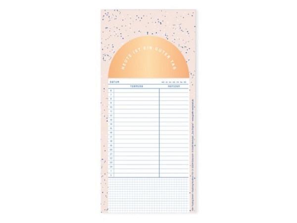 Block Cedon 17x24,5cm Kirschblüte, 80 Blatt 80g